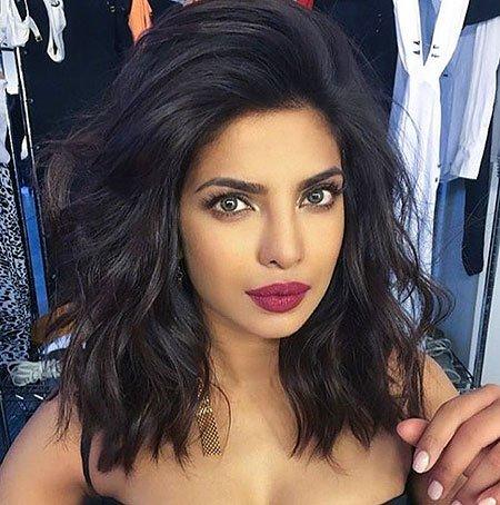priyanka chopra short hair 2020
