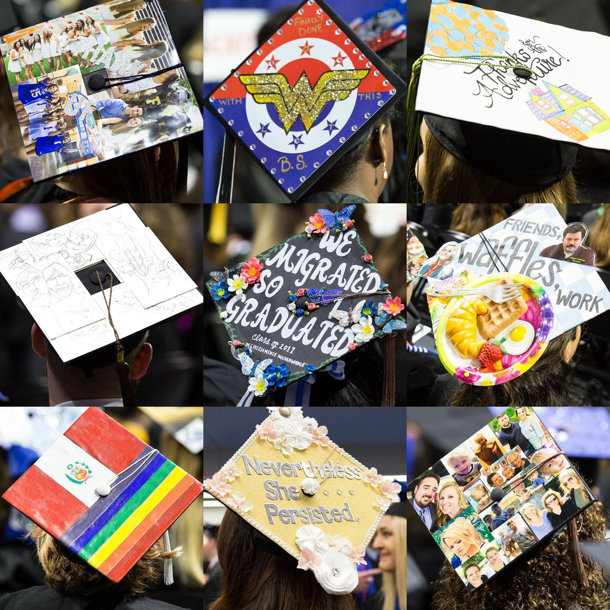 Florida On Twitter Decorating Your Grad Cap Share A Photo