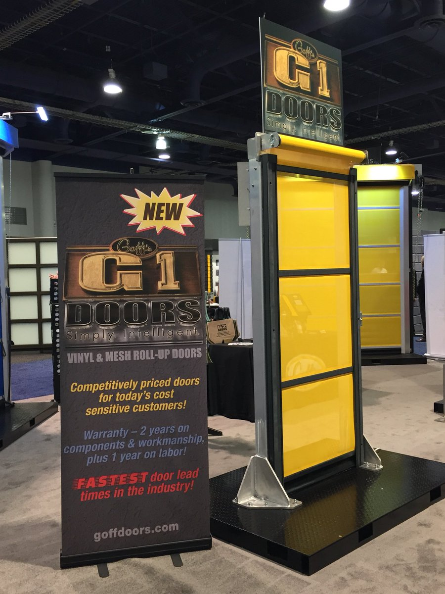Goffs Enterprises On Twitter Run Dont Walk To Booth 1661 To