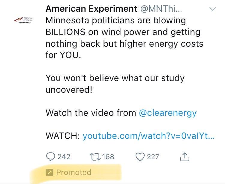 Block promoted tweets