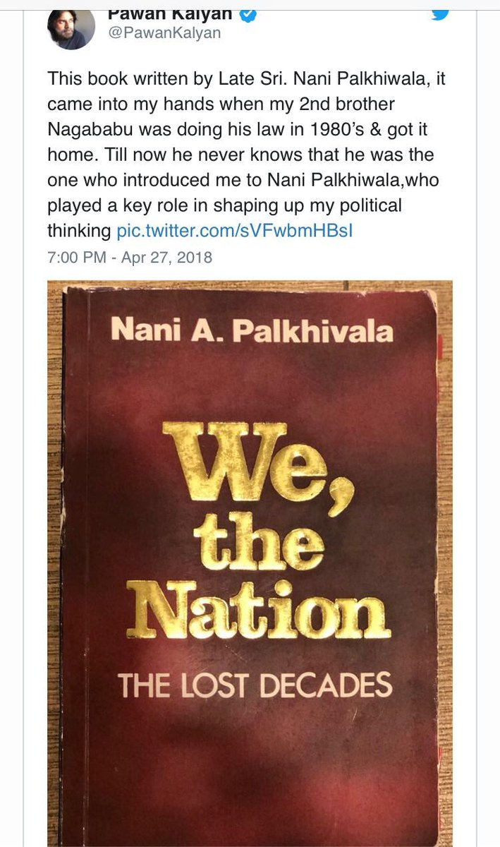 We The Nation Nani Palkhivala Pdf