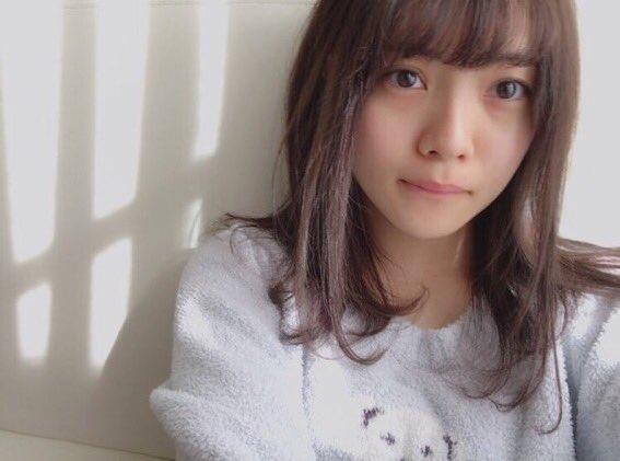 宮田愛萌の自撮り画像