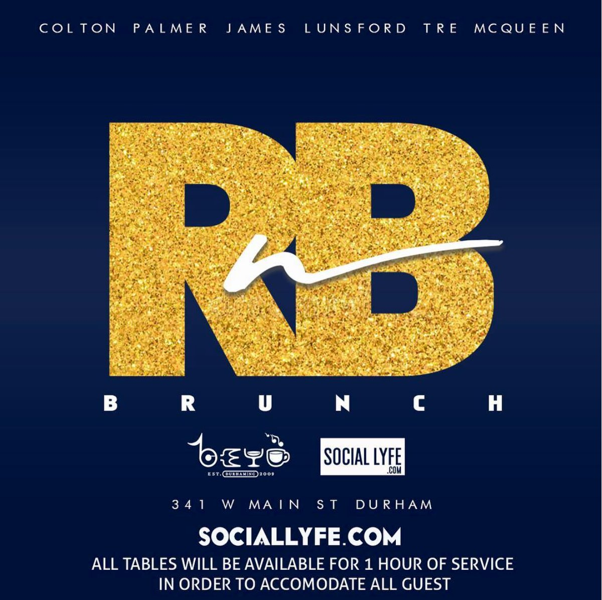 303476a867b Or you could join us for our RnB Brunch and turn up! Presented by Social  Lyfe this Saturday 4/28 from 1pm-5pm. RSVP: http://bit.ly/2I3SwaT #dayparty  ...