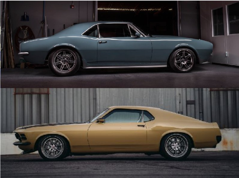 Chris Evans 1967 Chevrolet Camaro Or Robert Downey Jr S 1970 Ford Mustang Boss 302 Both Built By Sdkore01 Sdkore