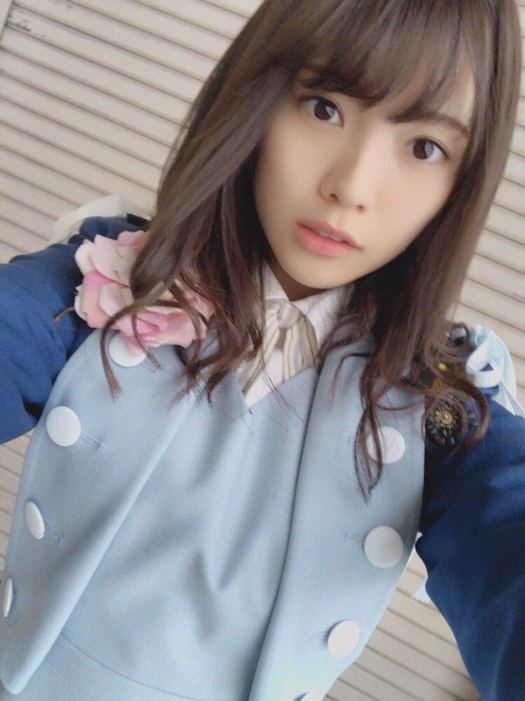宮田愛萌のロングヘア画像