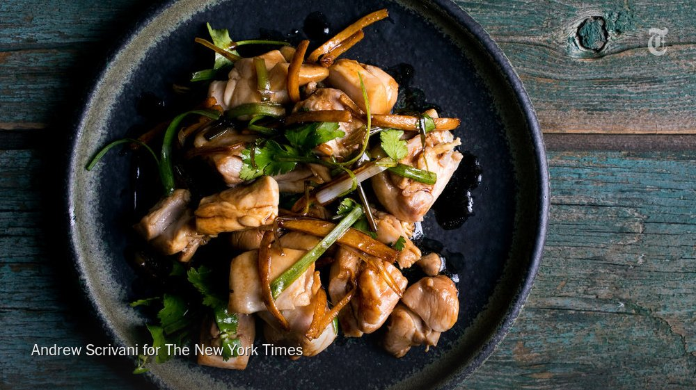 A weeknight chicken stir-fry slightly different from the rest https://t.co/4rOKqXqC8j https://t.co/w90rjQvvk3