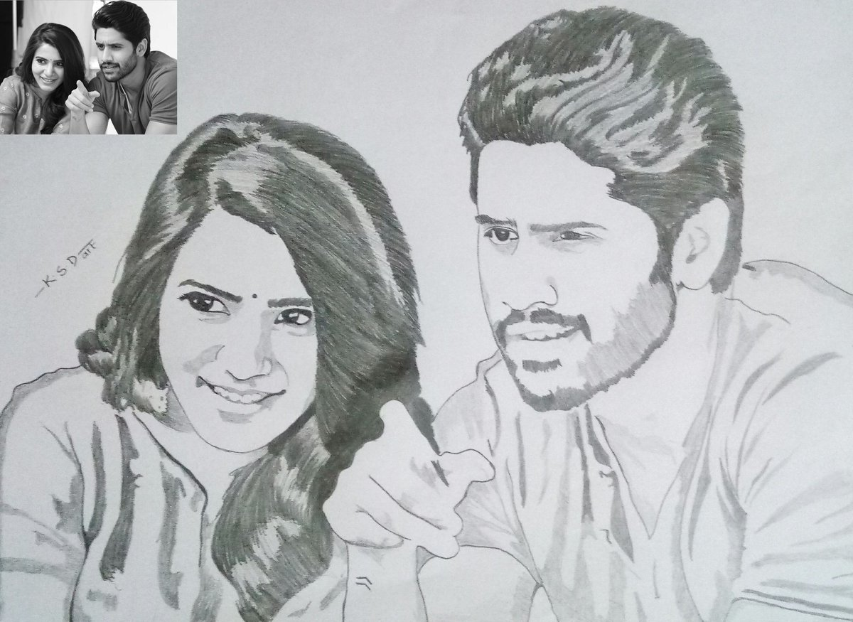 Ksd umesh on twitter my favorite pencil sketch for my queen