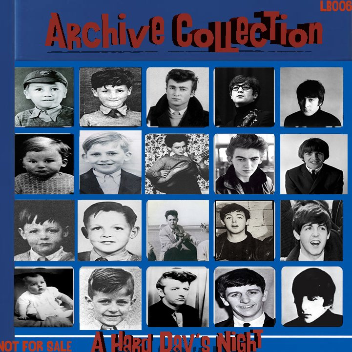 BootlegZone • View topic - LB-006 - A Hard Day's Night: The Archive