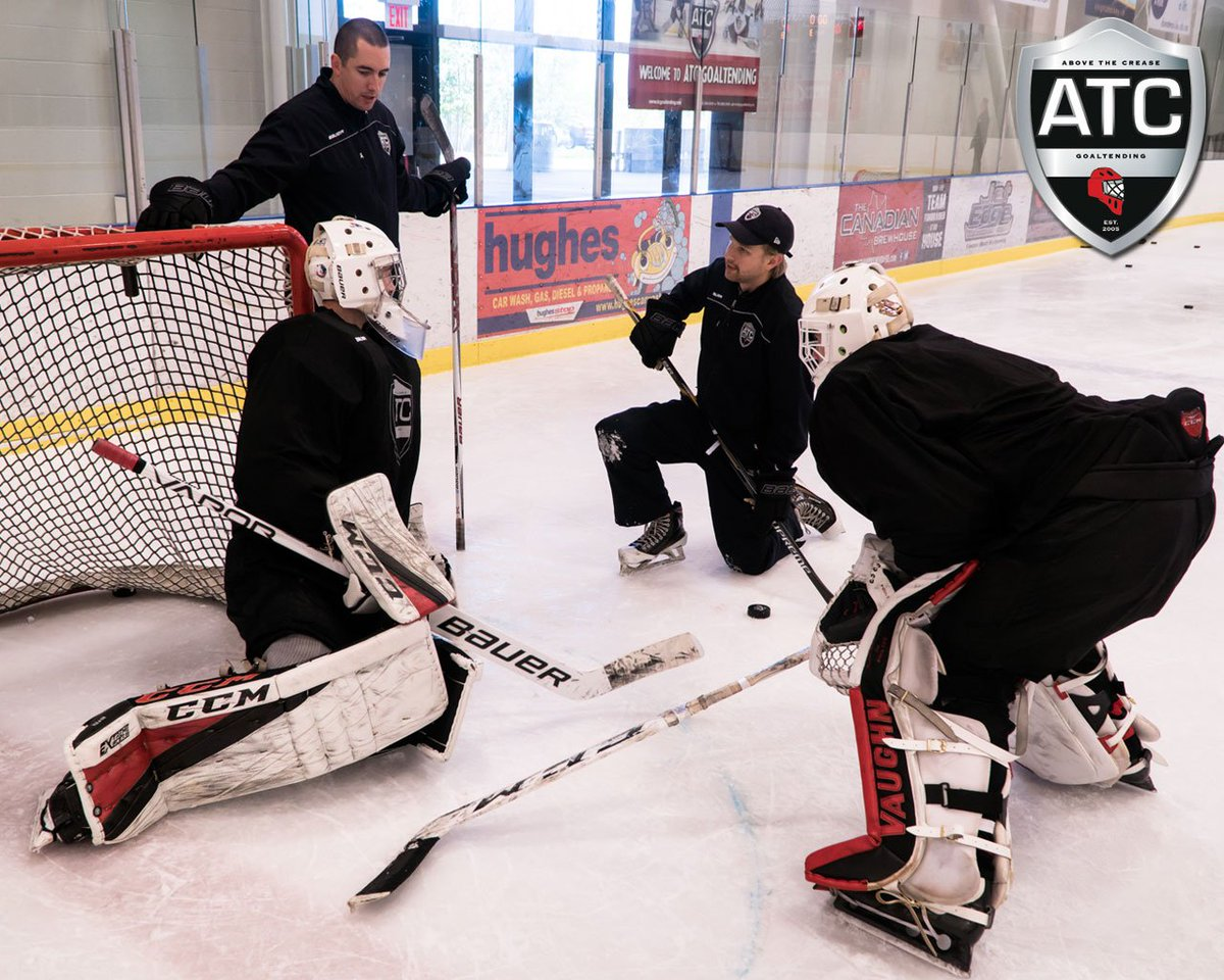 Atc Goaltending On Twitter The Foundation Of Our Training Are