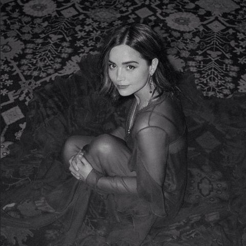 Happy birthday to my queen, jenna coleman. i hope she is having the most wonderful day!