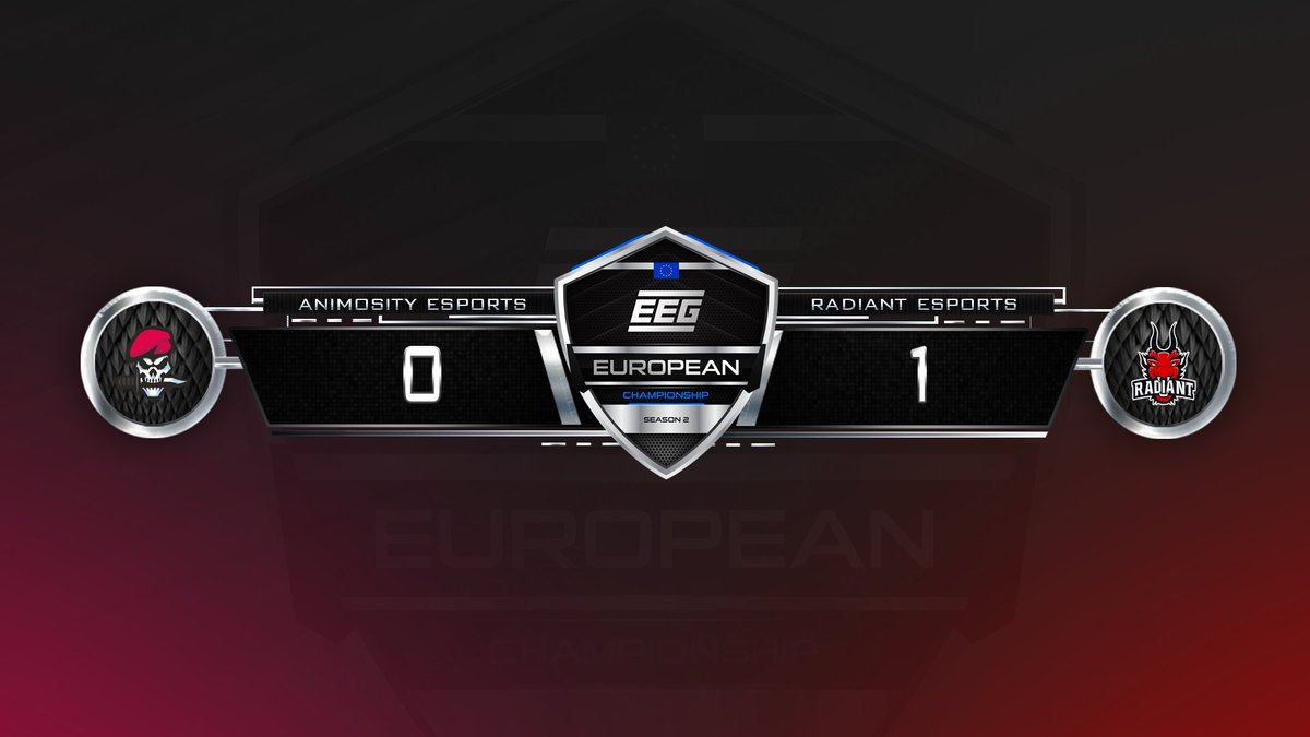 .@RadiantEsports win game 1 250-147 against @Animosity_GG. Game 2 - Search and Destroy on London Docks up next. Tune in live on @Smashcast_tv:   https://t.co/7rX3wl9np7 https://t.co/3axbXSd7Cx