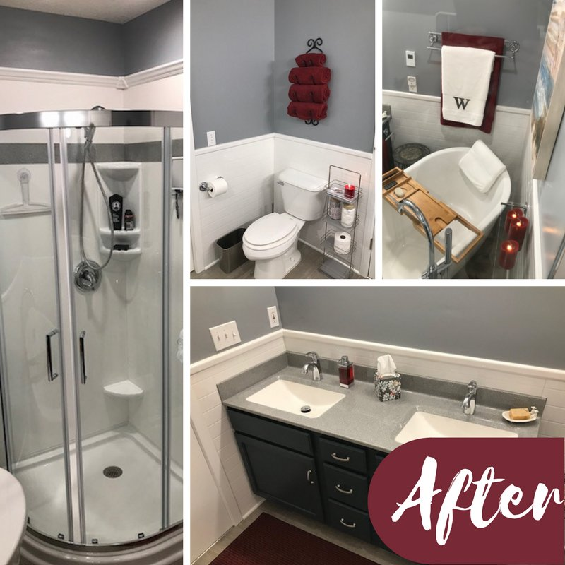 Minnesota Rusco On Twitter Look At This Wonderful Bathroom Remodel - Minnesota rusco bathroom remodel