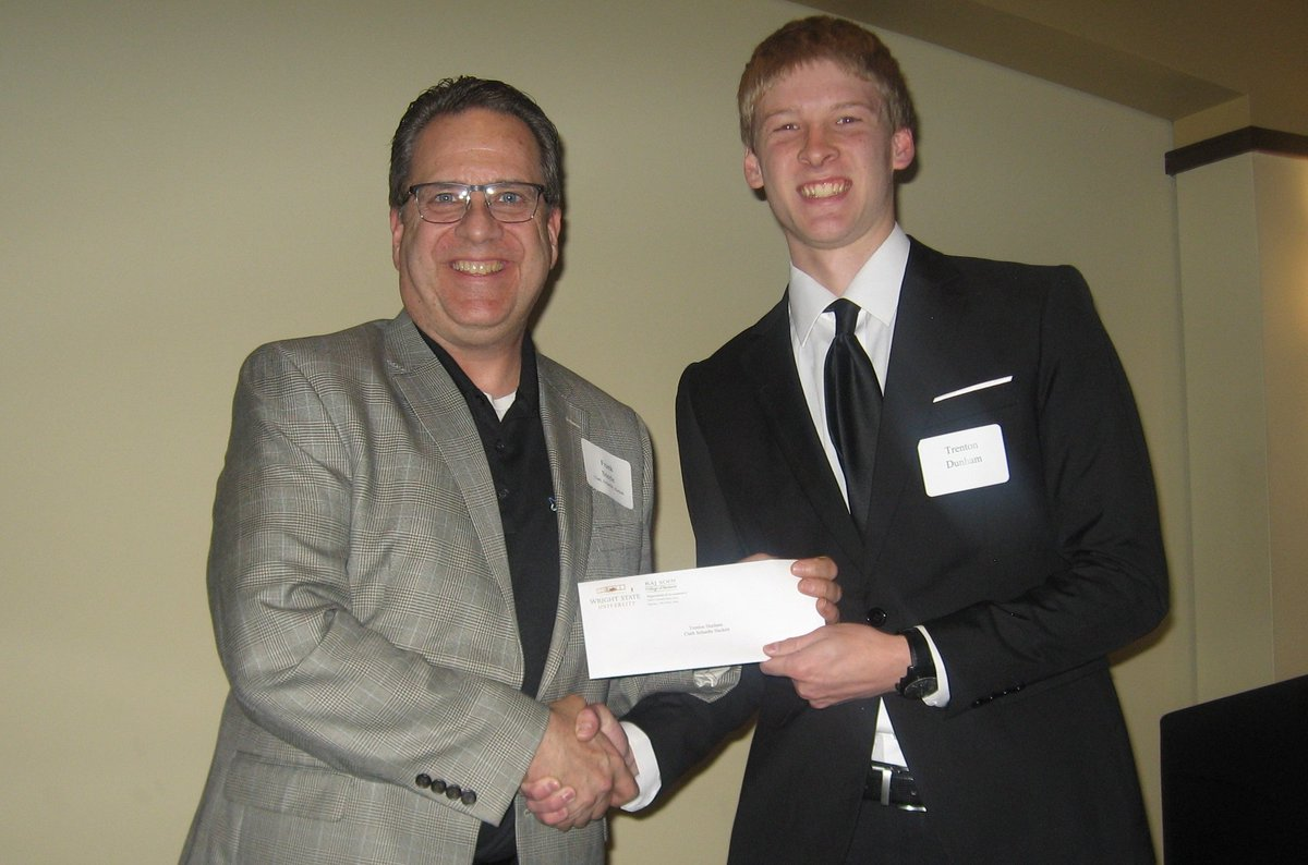ryan clark scholarship awards - HD 1200×794