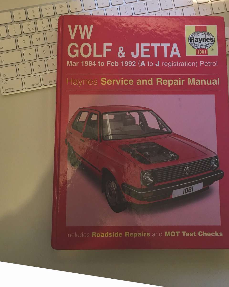 Love the smell of these old books. Probably should stop smelling books and  get stuck into the project GTI. Avanti!