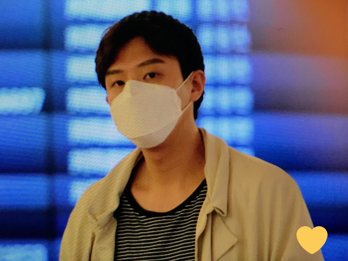 [ F.Cuz] YeJun  &JinOn  Aeropuerto PRE : 180427 HND DbznrnIV0AI6QOP
