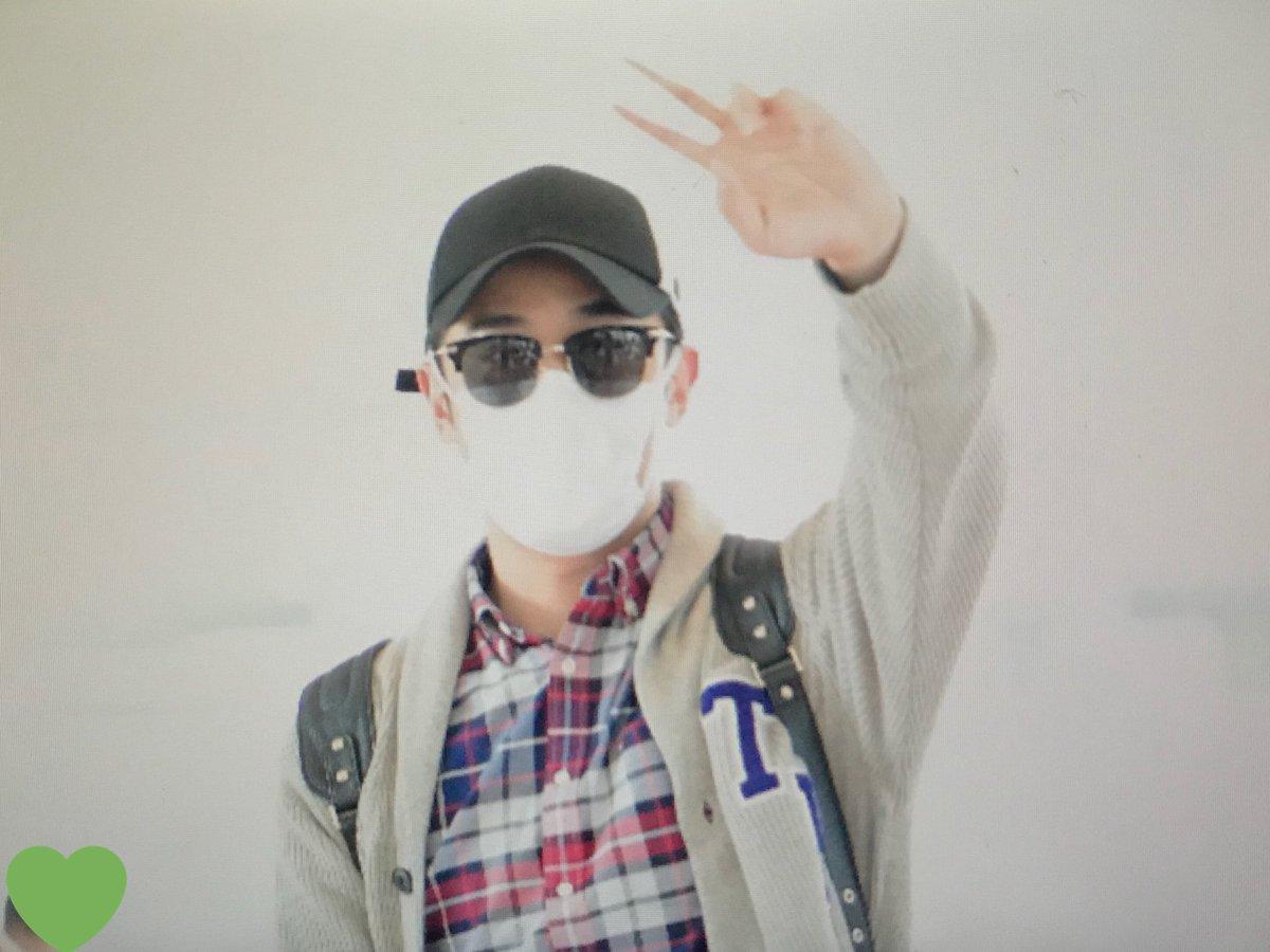 [ F.Cuz] YeJun  &JinOn  Aeropuerto PRE : 180427 HND Dbzo5UpUwAACrFD