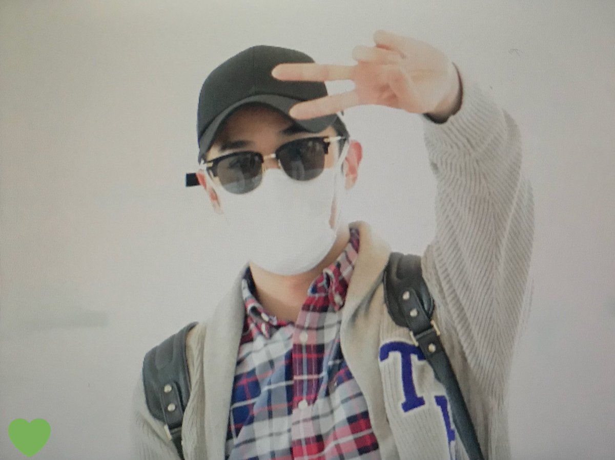 [ F.Cuz] YeJun  &JinOn  Aeropuerto PRE : 180427 HND Dbzo5a4VwAATEx_