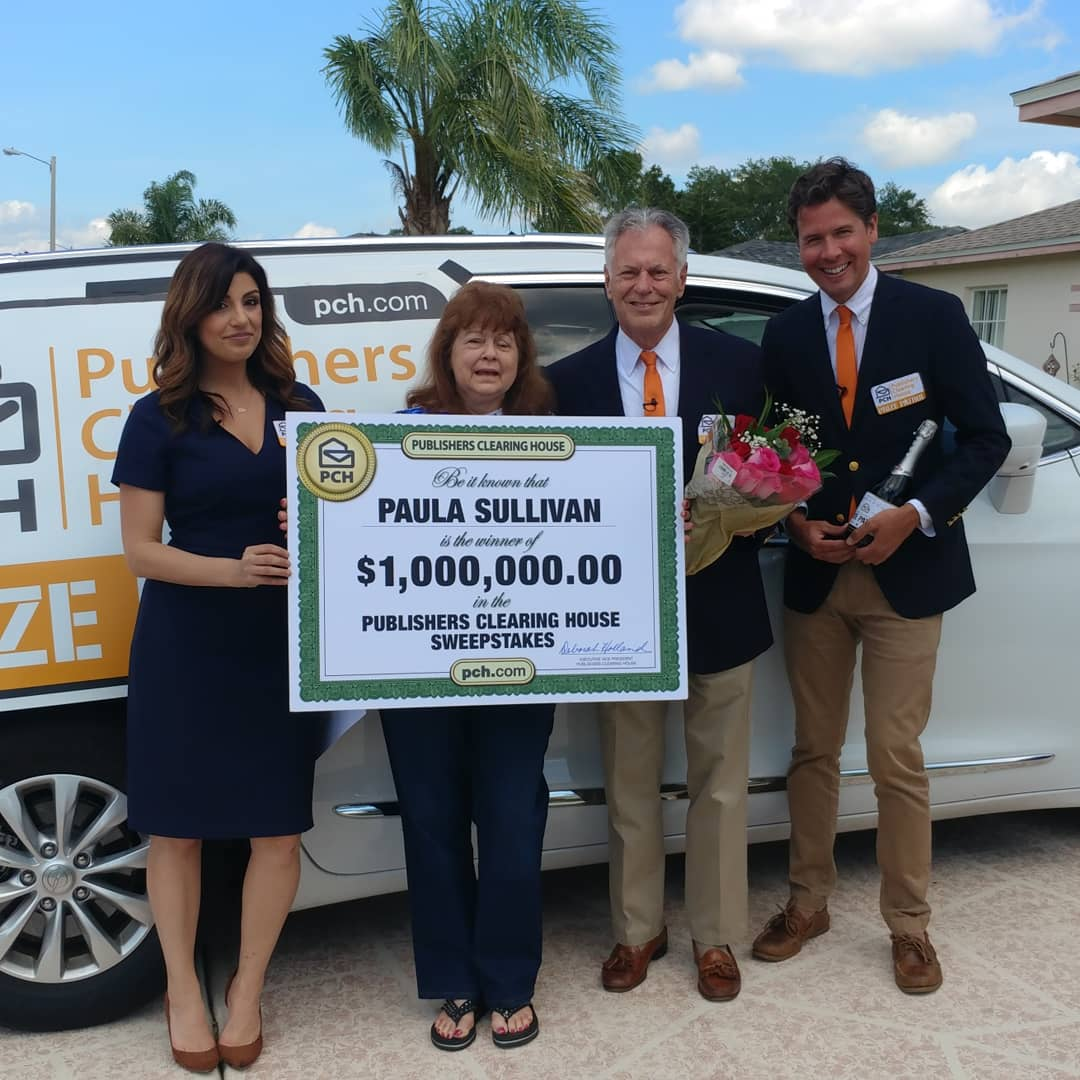 Pch Publishers Clearing House Sweepstakes