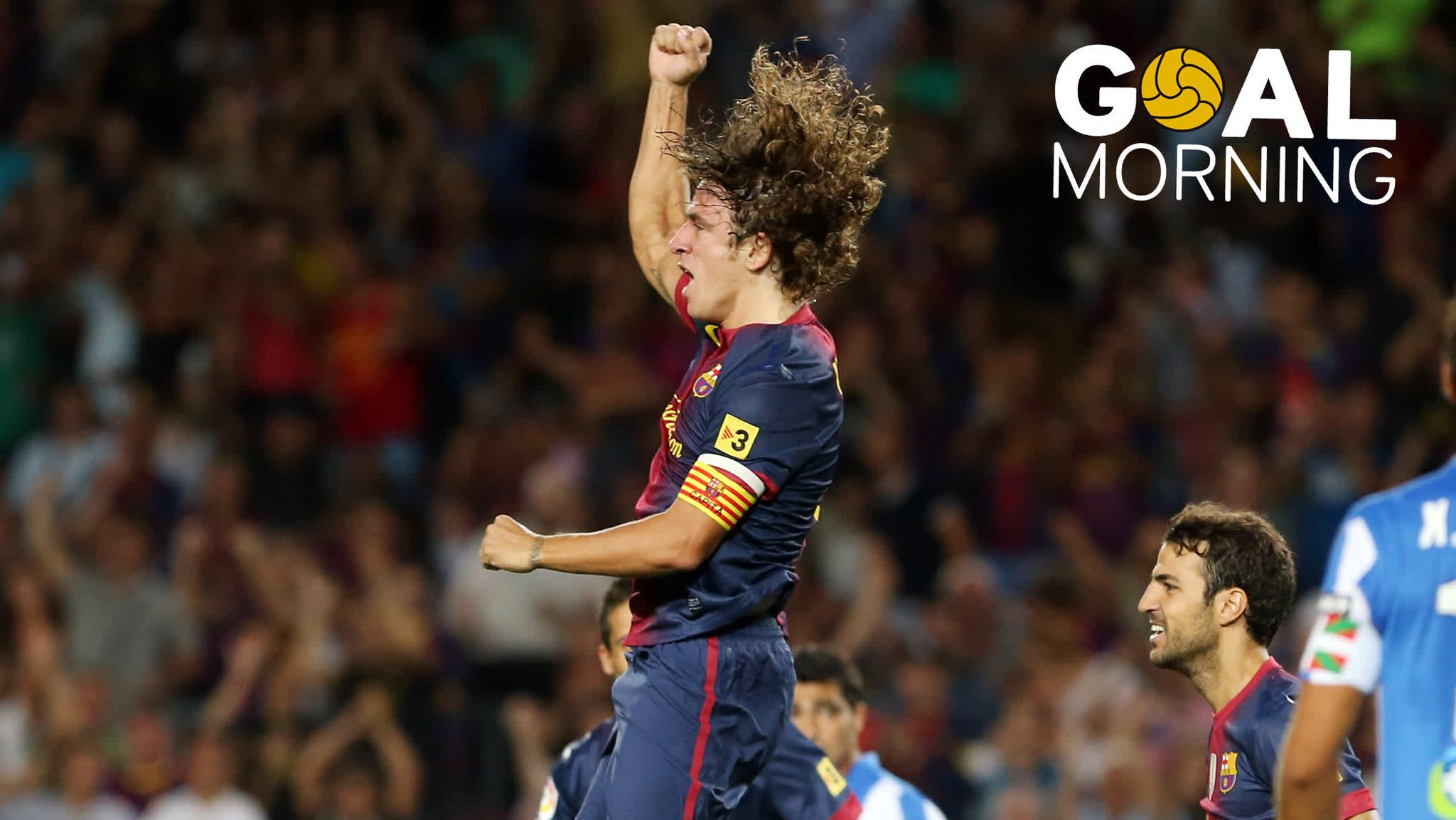 G⚽️AL MORNING!!! Have a nice weekend! �� @Carles5puyol  �� https://t.co/TInt5nSB0W