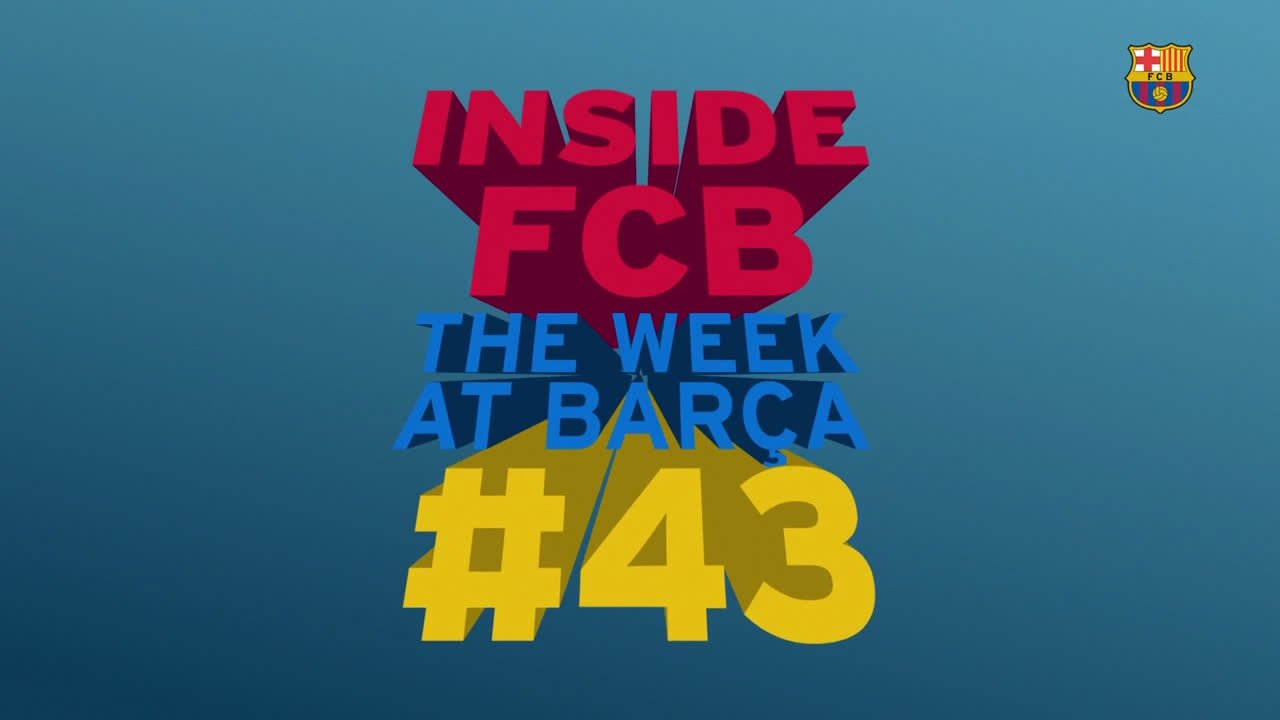 �� What was your Barça highlight this week?  ���� https://t.co/uoqxSzlObR