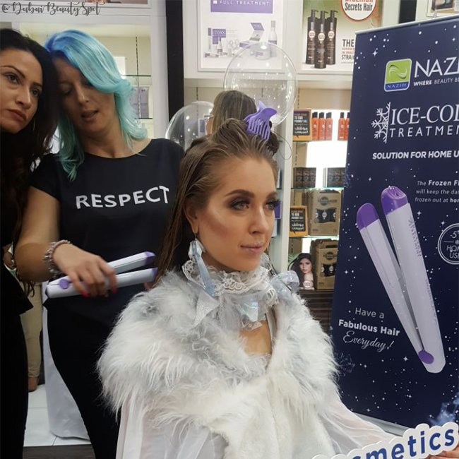 7d89acec33d ... the launch of Ardell Makeup, HairToxx Frozen Flat Iron and Denman's  80th Birthday #NazihCosmetics #ArdellBeauty #DenmanD3 #Denman80thAnniersary  #BSH ...