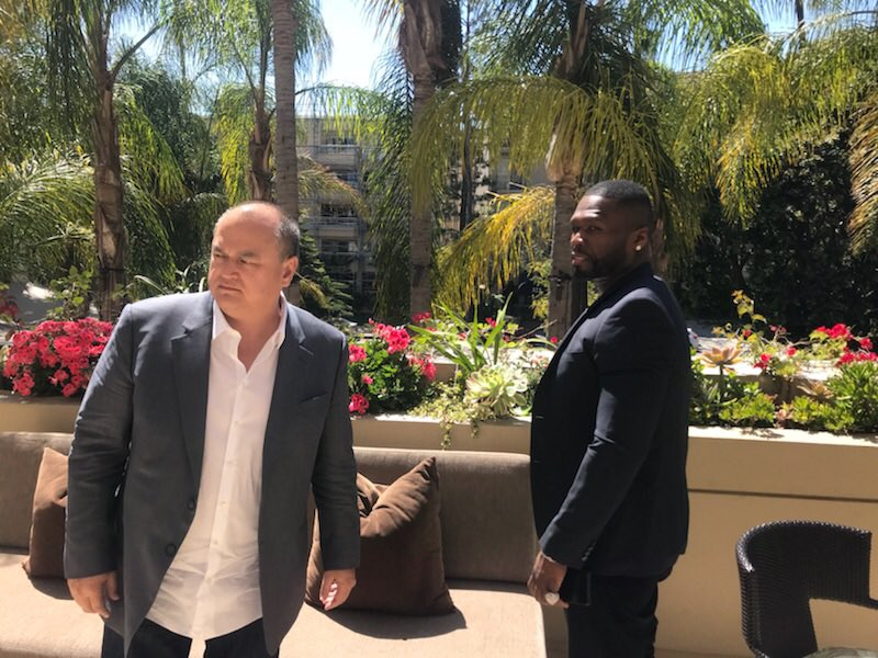 Scott Coker:Who the fuck told this guy to open his mouth 50, ����♂️50: I️ have no idea �� https://t.co/Dl58StfXIk