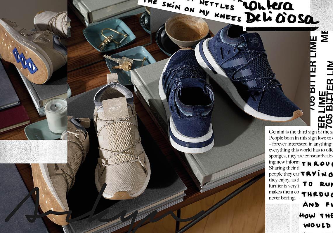 Adidas Arkyn Womens Originals Chalk