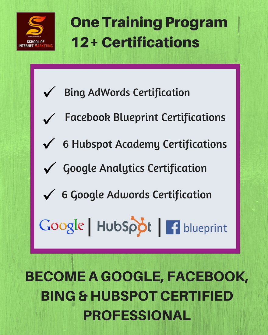 School Of Internet Marketing On Twitter Become A Google