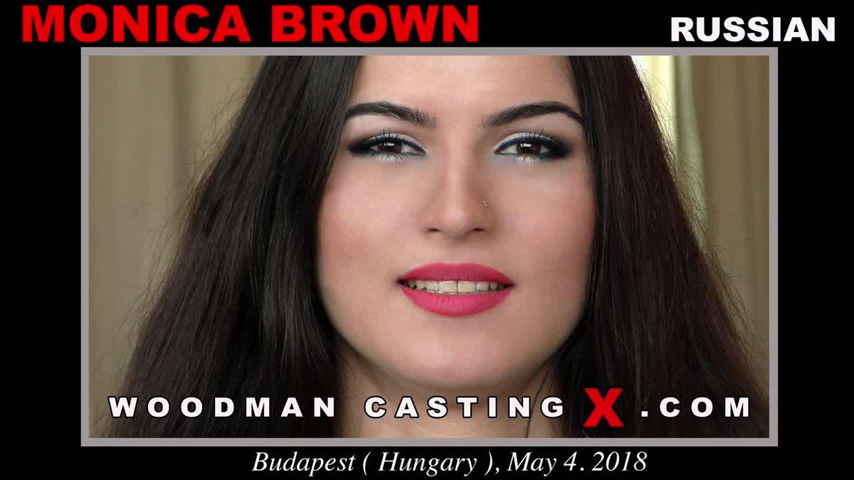 Woodman Casting X on Twitter: [New Video] Monica Brown