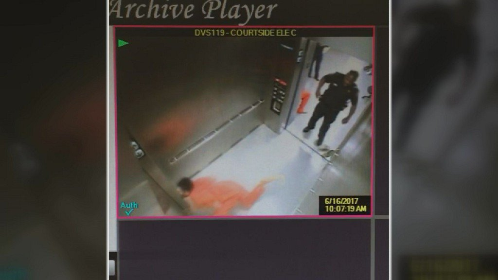 Video: Inmate injured after Clayton County deputy throws him