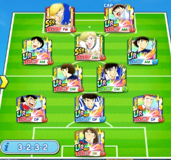 Captain Tsubasa Dream Team Accounts (@CTDTAccount)