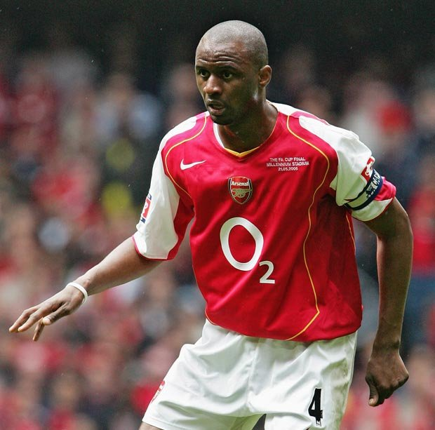 Whos better?  RT for Vieira   Like for Yaya Toure