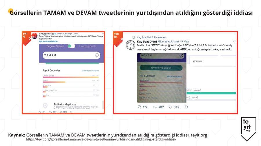Resmi Twitter'da görüntüle