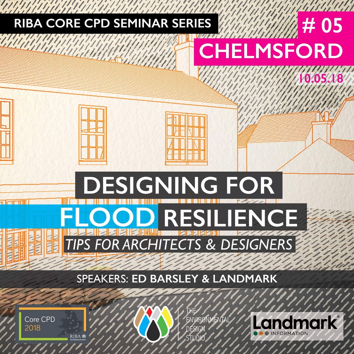 Fifth Installment In My Nationwide Riba Core Cpd Seminar Designing For Flood Resilience Tips Architects Designers Flooding