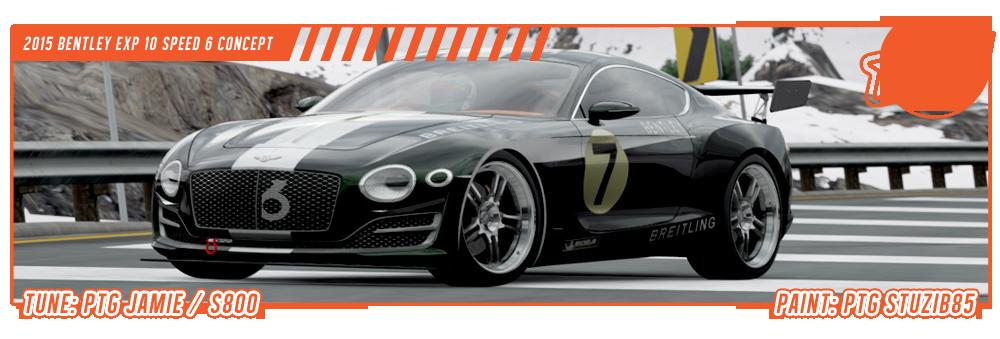 Pendulum Tuning On Twitter Ptgofficialrelease 2015 Bentley Exp 10