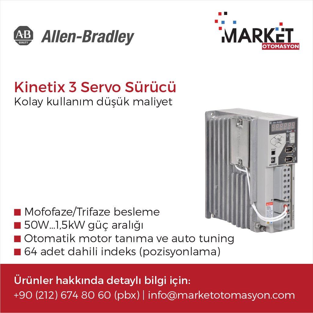 Allen Bradley kinetix 3 Manual