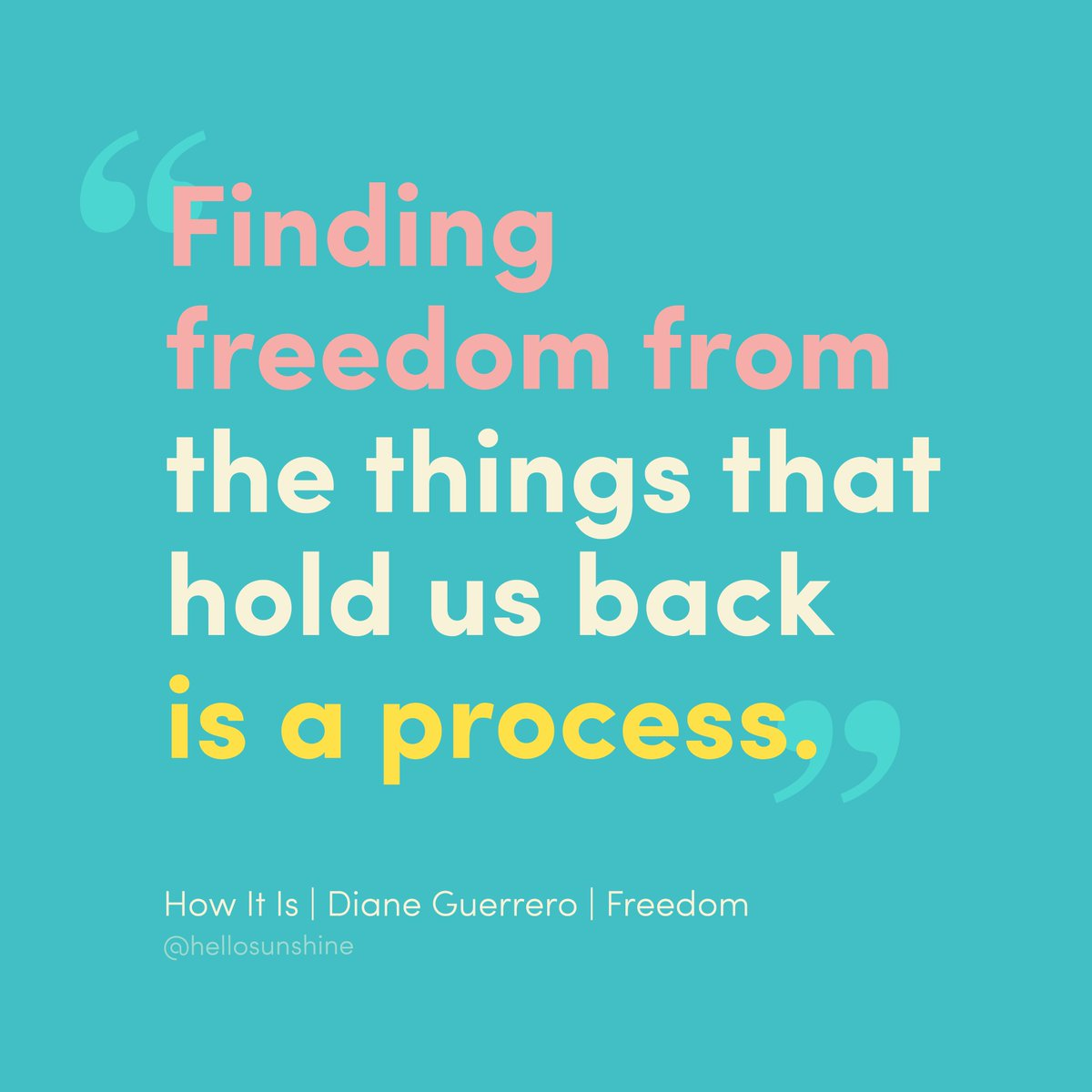 What is freedom, and how do we get there? Listen to @dianeguerrero__, @RWitherspoon and other inspiring women talk about what makes them feel most free: apple.co/hellosunshine