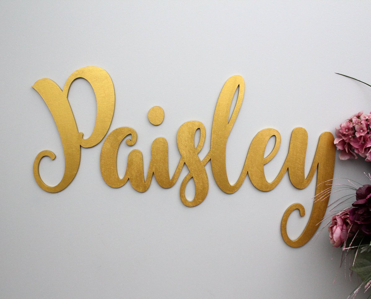 Timeless Notions On Twitter Name Wall Decor Wooden