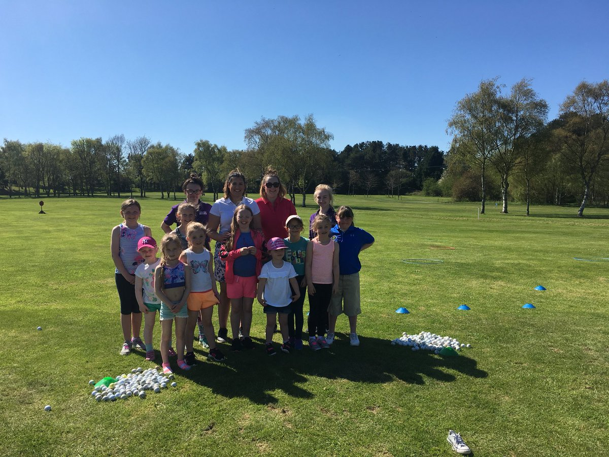 Durham City Gc On Twitter Girls Golf Rocks 5 Weeks Course With