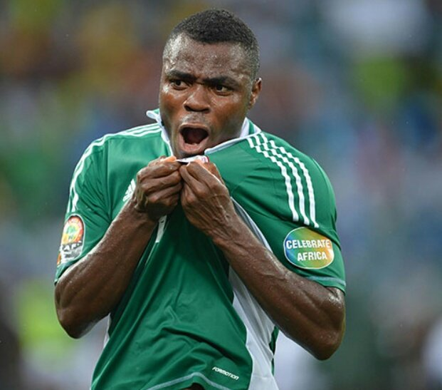 Happy Birthday Afcon 2013 joint top scorer, Emmanuel Emenike    . He is 31 years today.