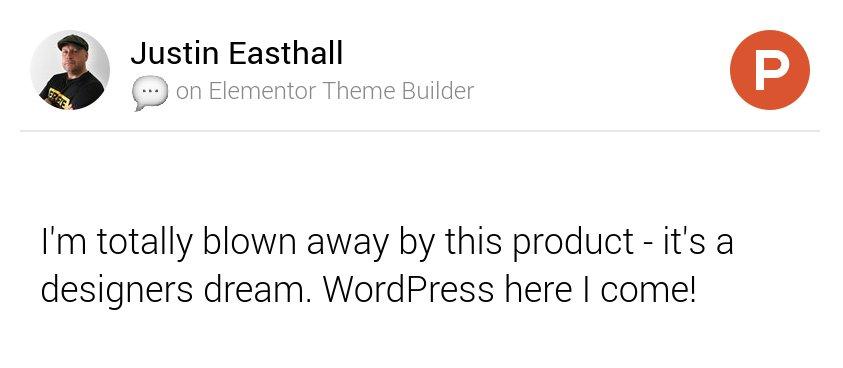 Elementor com on Twitter: