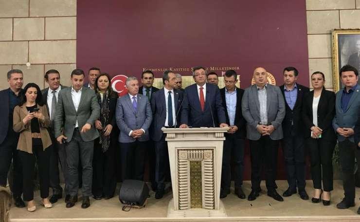 CHP'li 15 milletvekili partilerine döndü diken.com.tr/chpli-15-mille…
