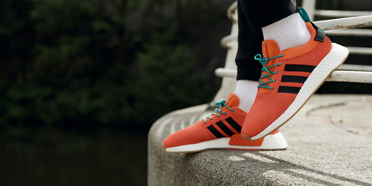 cb8a58bddfccb Fusing tech inspired performance and adi s archive seamlessly. Featured   The NMD R2. Available