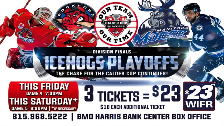 23 Wifr On Twitter Goicehogs Are Thisclose To Taking Care Of The