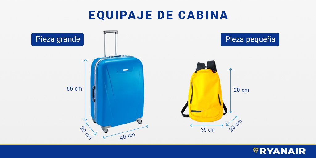 Dedicación mecánico Regeneración  Limited Time Deals·New Deals Everyday maleta de 10 kg ryanair medidas, OFF  77%,Buy!