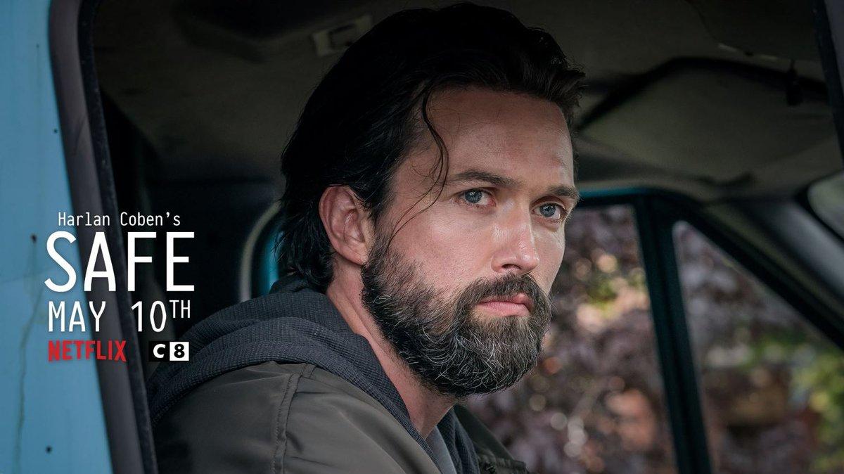 SAFE starring @EmmettScanlan is here! Binge watch all 8 episodes of the thrilling new drama on @netflix now #safe #brandnewdrama #isanyonereallySafe?