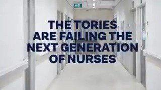Last night, the Tories voted to scrap bursaries for all NHS students.  Share the facts ↓ https://t.co/zx2FVDeWkV