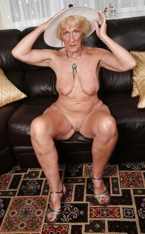 Интимная жизнь старушек — 1