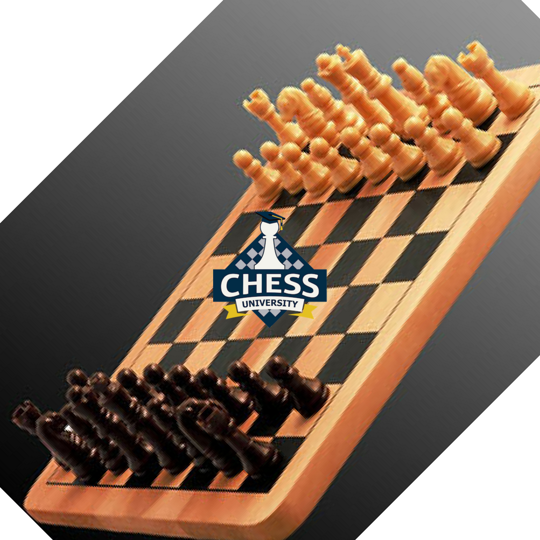 Experience the world of chess and benefit from all the wonder the game has to offer. Learn more with us! Visit us at goo.gl/zvYM99 #ChessUniversityOnline #LearnChess #KairavJoshi #chessdoubts #clearchessdoubts #onlinechessuniversity