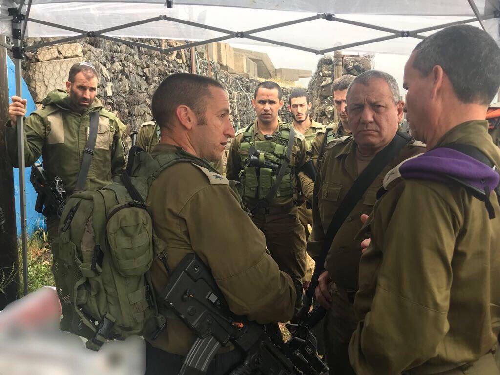 Θρίλερ με την υγεία του Ισραηλινού Α/ΓΕΕΘΑ: Ανατινάχτηκε η αίθουσα επιχειρήσεων στο Γκολάν από ιρανικό πύραυλο;